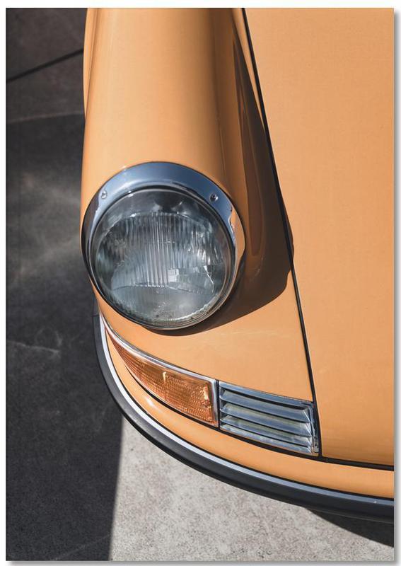 Porsche 911 Notebook