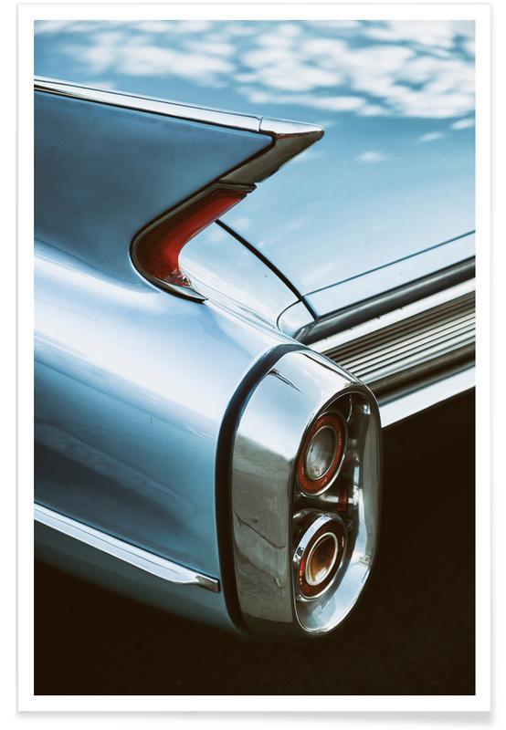 Cadillac Sky affiche