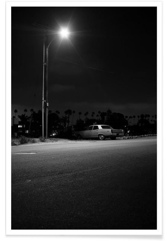 At Night poster