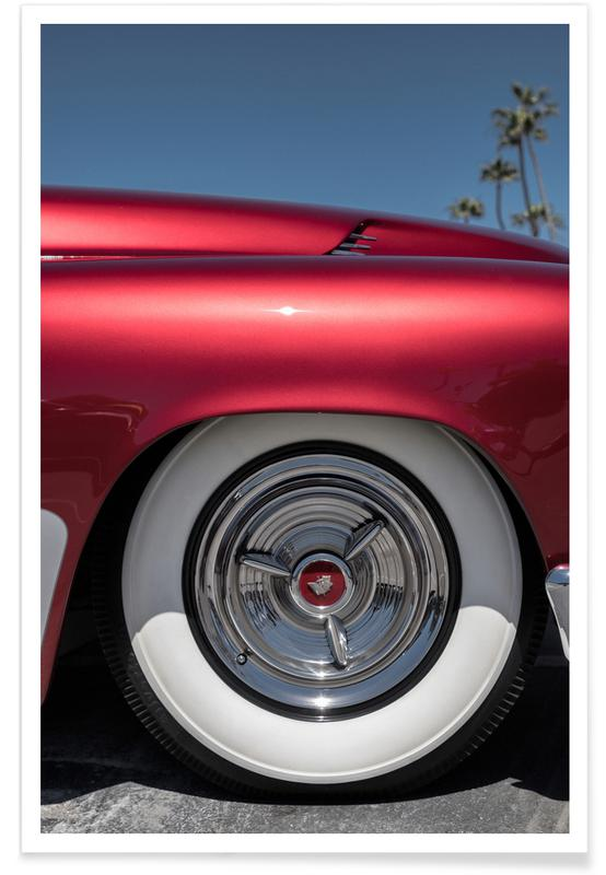 Mercury Red affiche