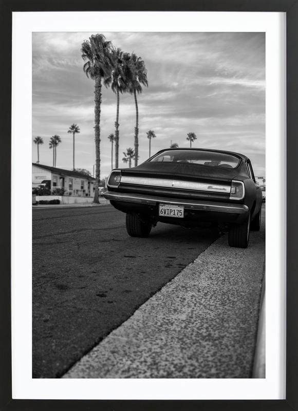 Barracuda Framed Print