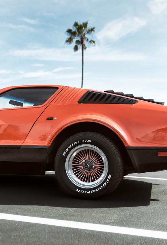 1975 Orange -Alubild