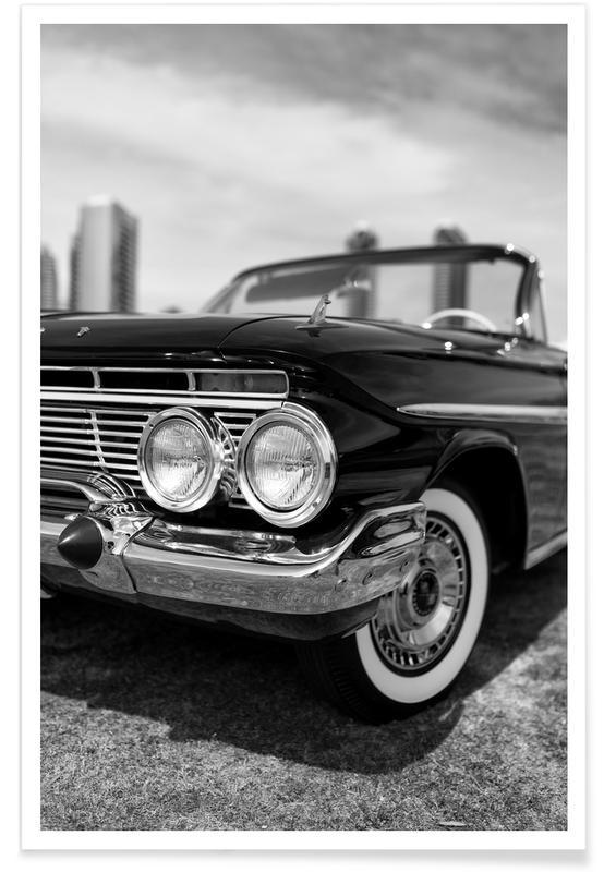 San Diego Impala affiche