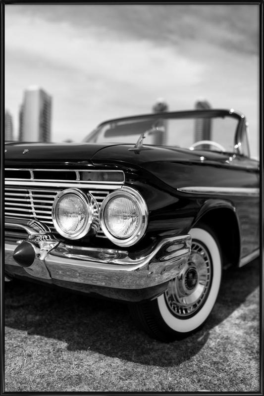 San Diego Impala Framed Poster