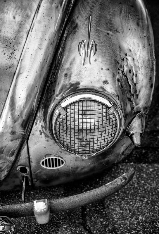 Silver Beetle -Alubild