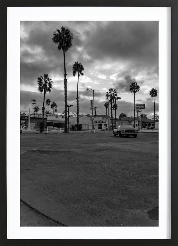 No Takers Framed Print