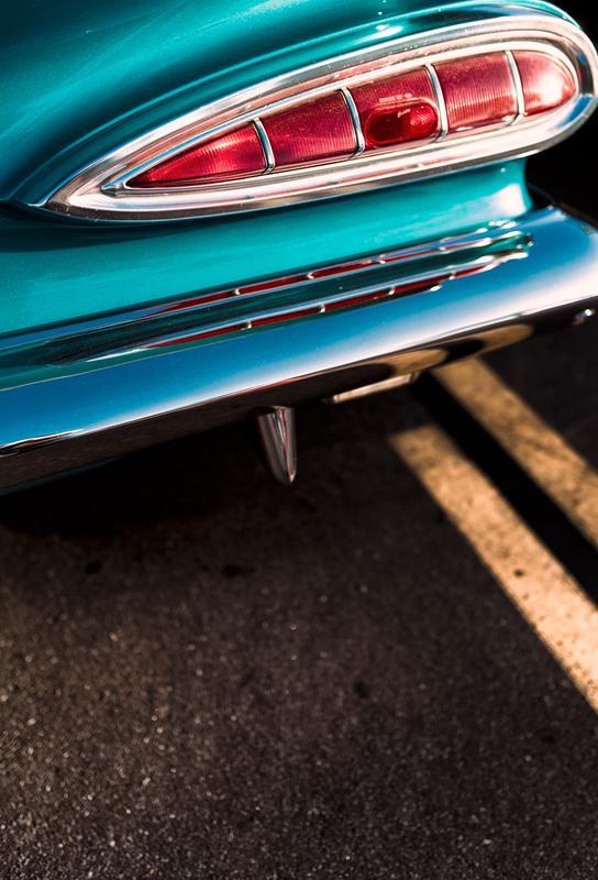 Impala Colors acrylglas print