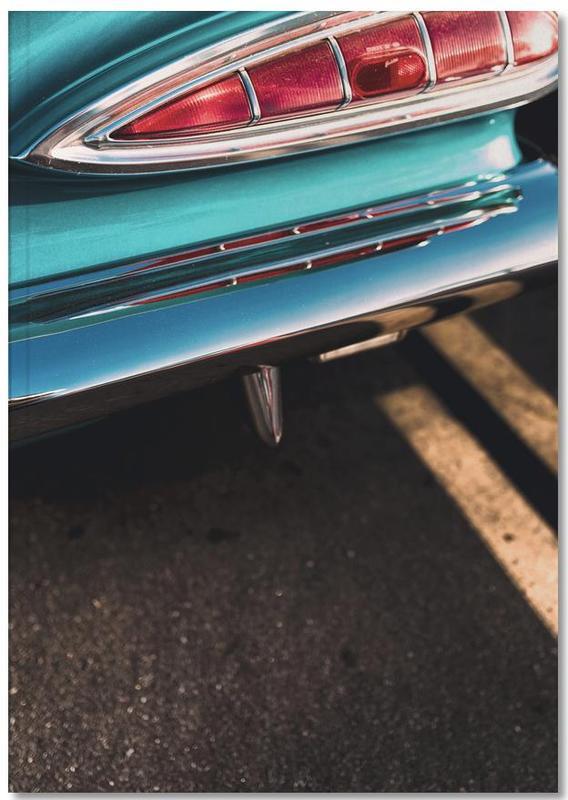 Impala Colors Notebook