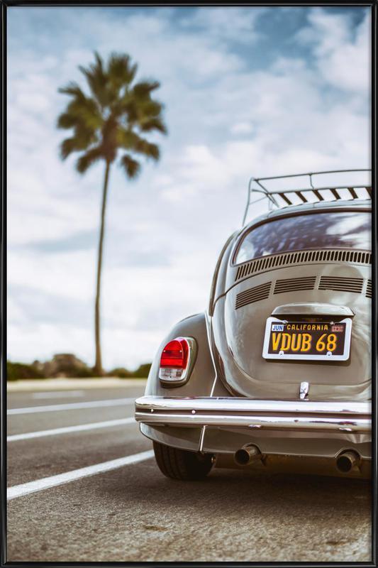 VDUB68 -Bild mit Kunststoffrahmen