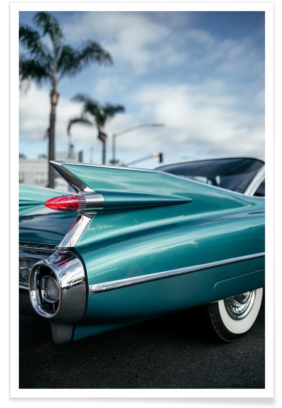 Auto's, Cadillac Queen poster