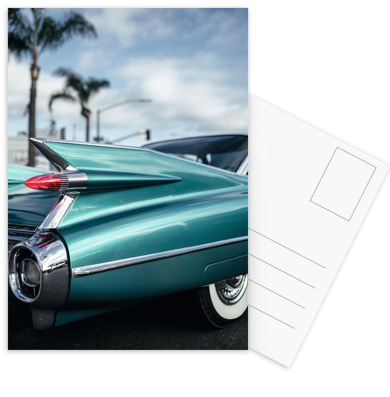 Cadillac Queen cartes postales