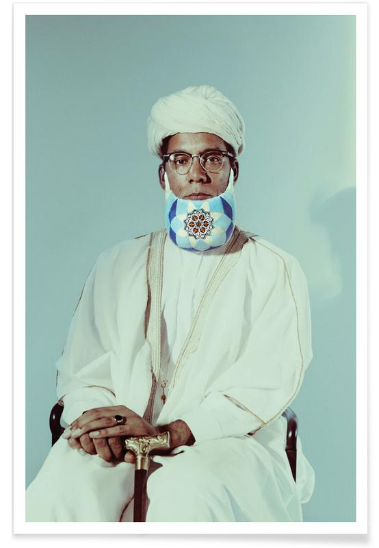Portretten, Postiche 3 poster