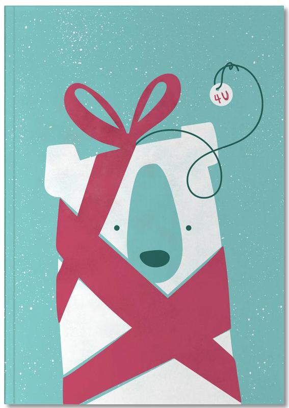 Kerst, Kunst voor kinderen, Surprise Notebook