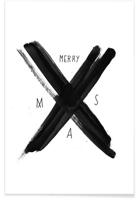 The X -Poster