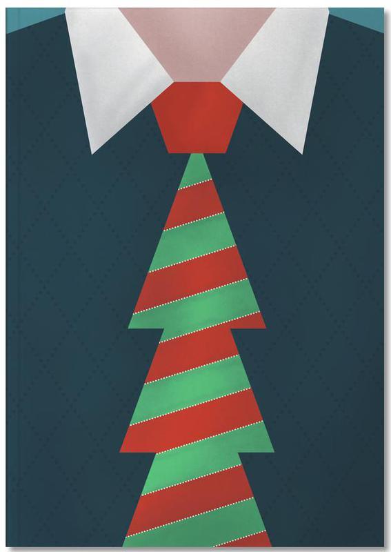 Kerst, Tie Notebook