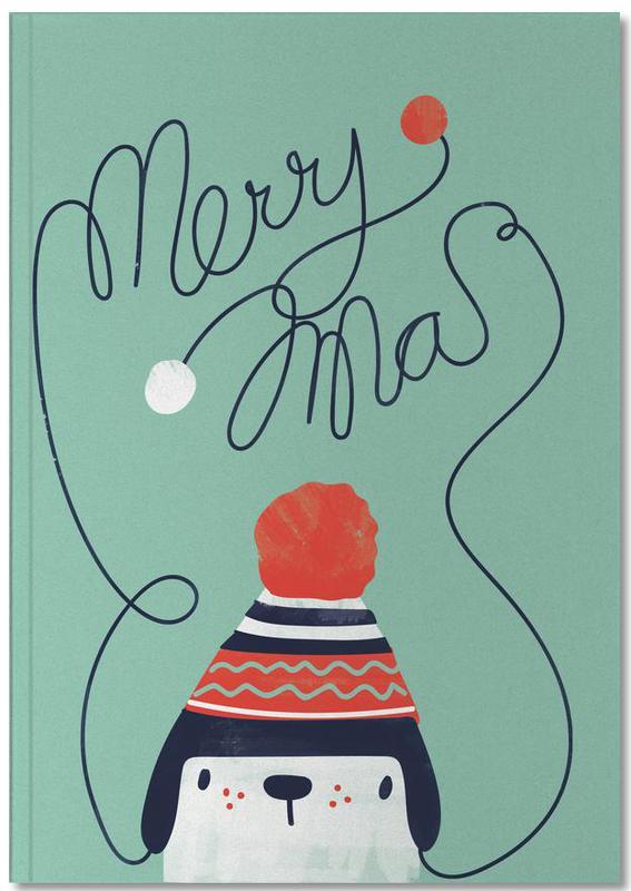 Kerst, Kunst voor kinderen, Cap Notebook