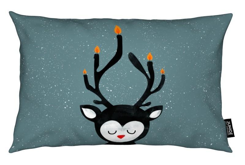Hirsche, Kinderzimmer & Kunst für Kinder, Weihnachten, Deer Candle