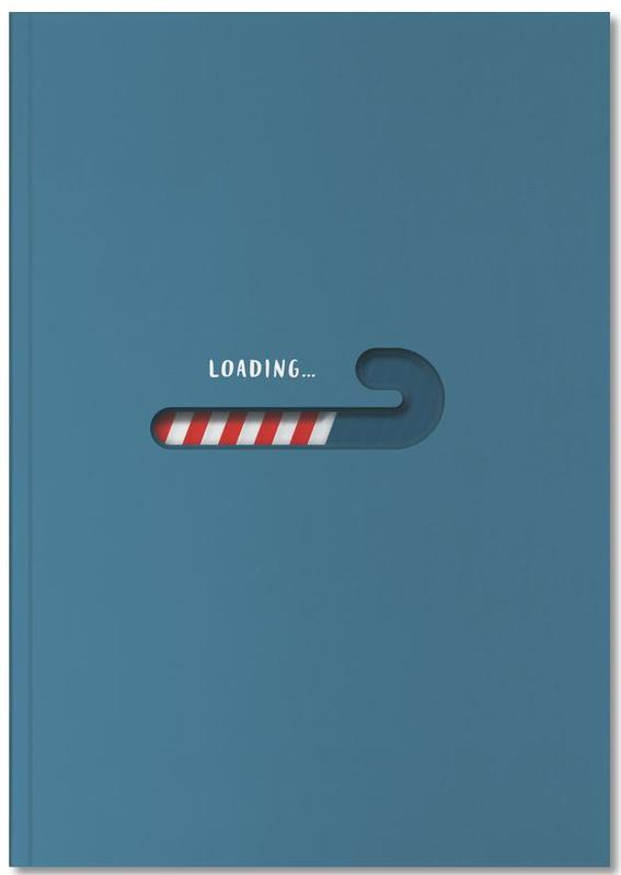 Christmas, Loading Notebook