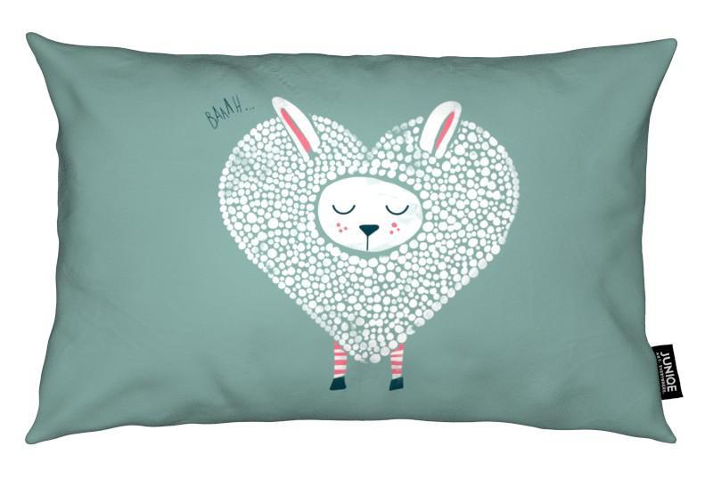 Moutons, Saint-Valentin, Cute Love coussin