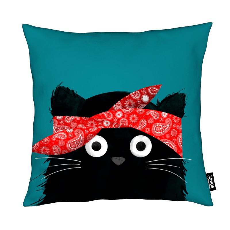 Tupac, Chats, Cat - 2 Pac coussin