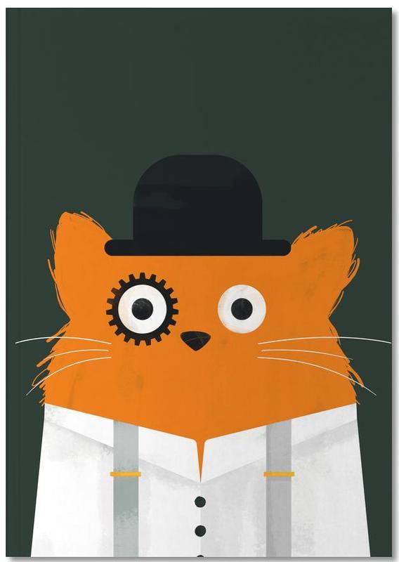 Filme, Katzen, Cat - Clockwork Notebook