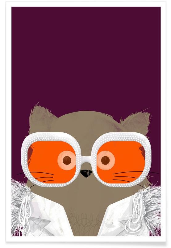 Katten, Cat Elton poster
