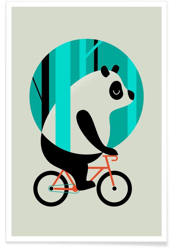 Pandas, Panda Ride affiche