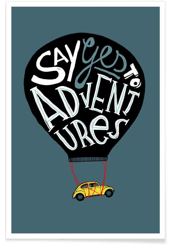 Voyages, Adventure 2020 affiche