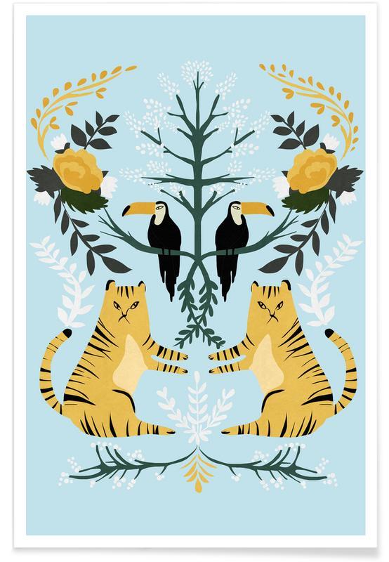 Lions, Lions affiche