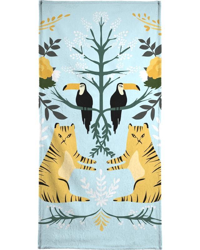 Lions, Lions serviette de bain