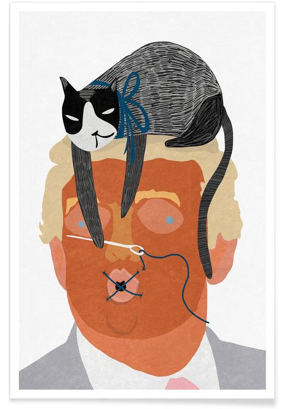 Politieke figuren, Speak No Evil poster