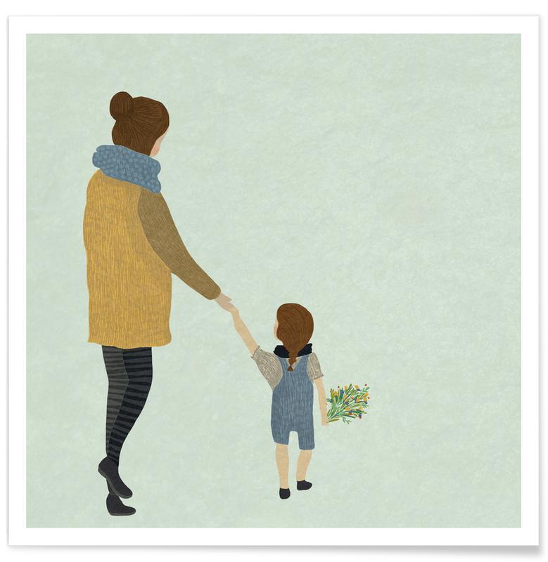 Fête des mères, Mom affiche
