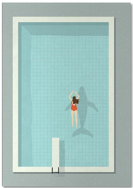 Pool -Notizblock