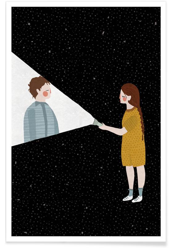Couples, Anniversaires de mariage et amour, Mariages, I Found You affiche