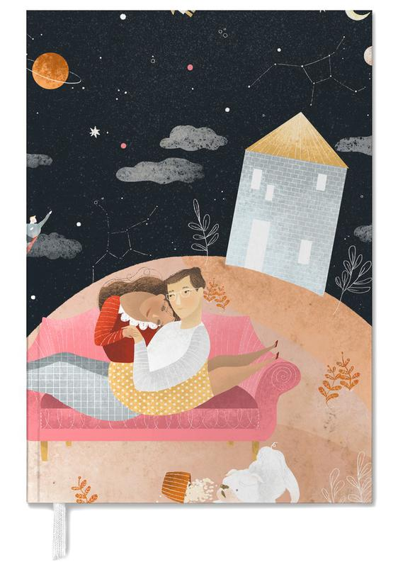 Love In Space Personal Planner