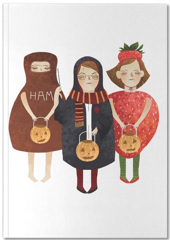 Groupes, Art pour enfants, Rêve, Halloween Notebook