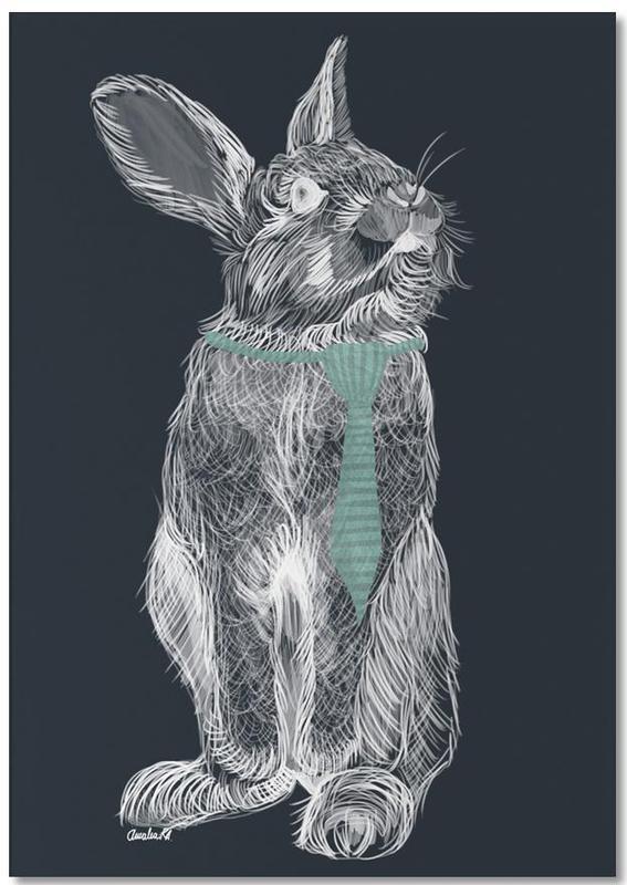 Fancy Rabbit bloc-notes