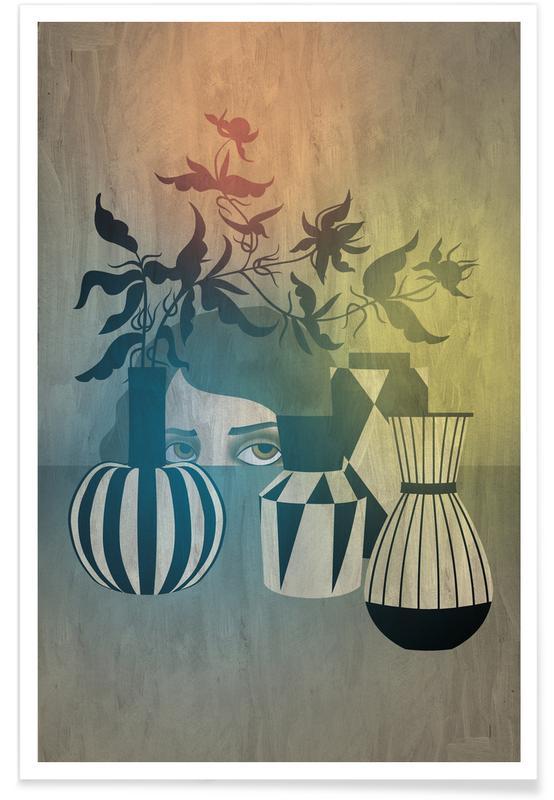 Dreamy, Stilleben Poster