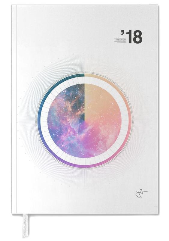 Astronomical Calendar 2018 Personal Planner