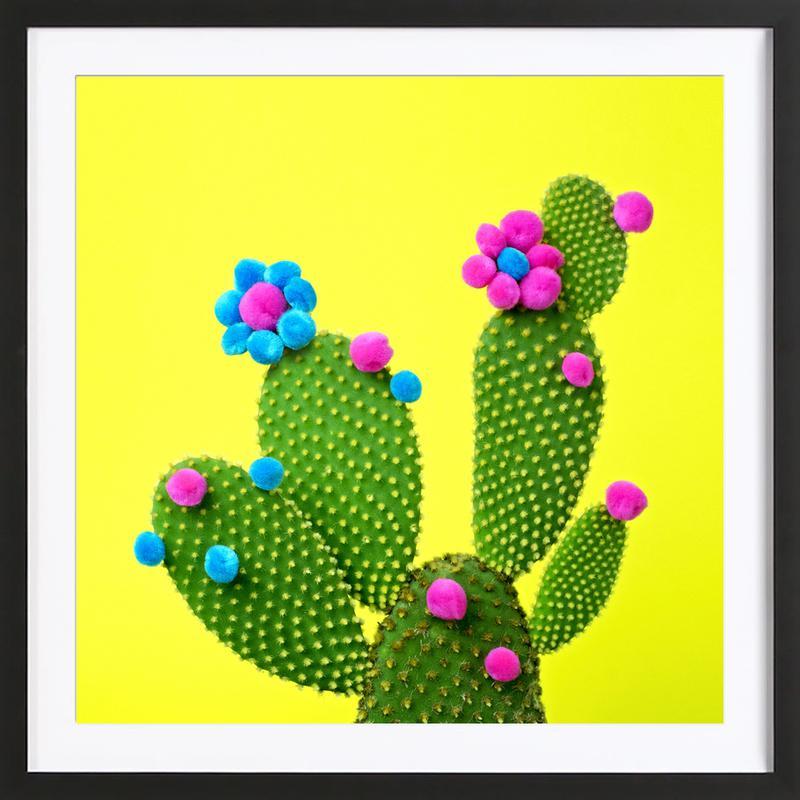 Sunshine in the Desert ingelijste print