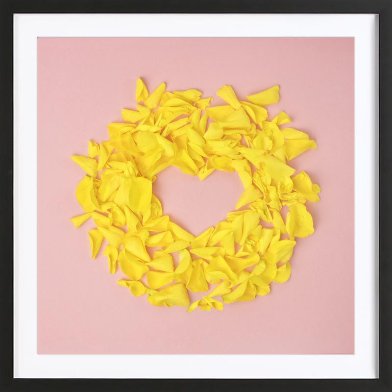Love Wins ingelijste print