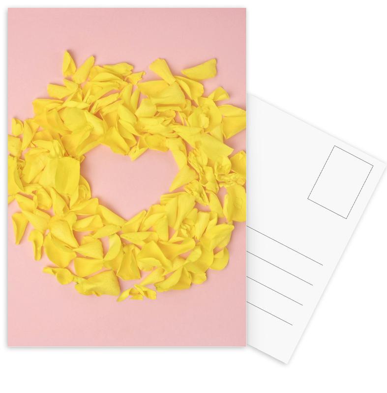 Mother's Day, Anniversaries & Love, Hearts, Love Wins Postcard Set