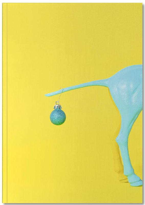 Kerst, Jingle Balls Notebook