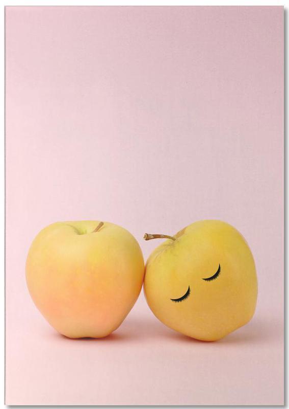 Appels, You Can Lean on Me notitieblok