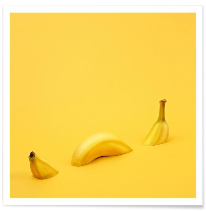 Loch Ness Banana poster