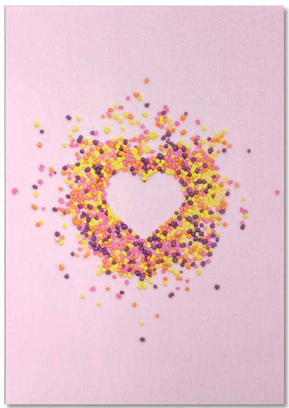 Hello Sweetheart Notepad