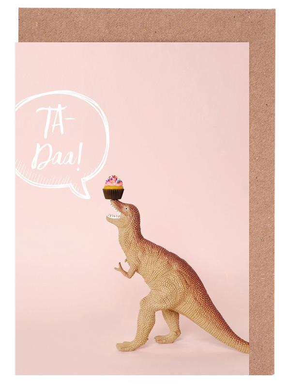 Ta-Daa! -Grußkarten-Set