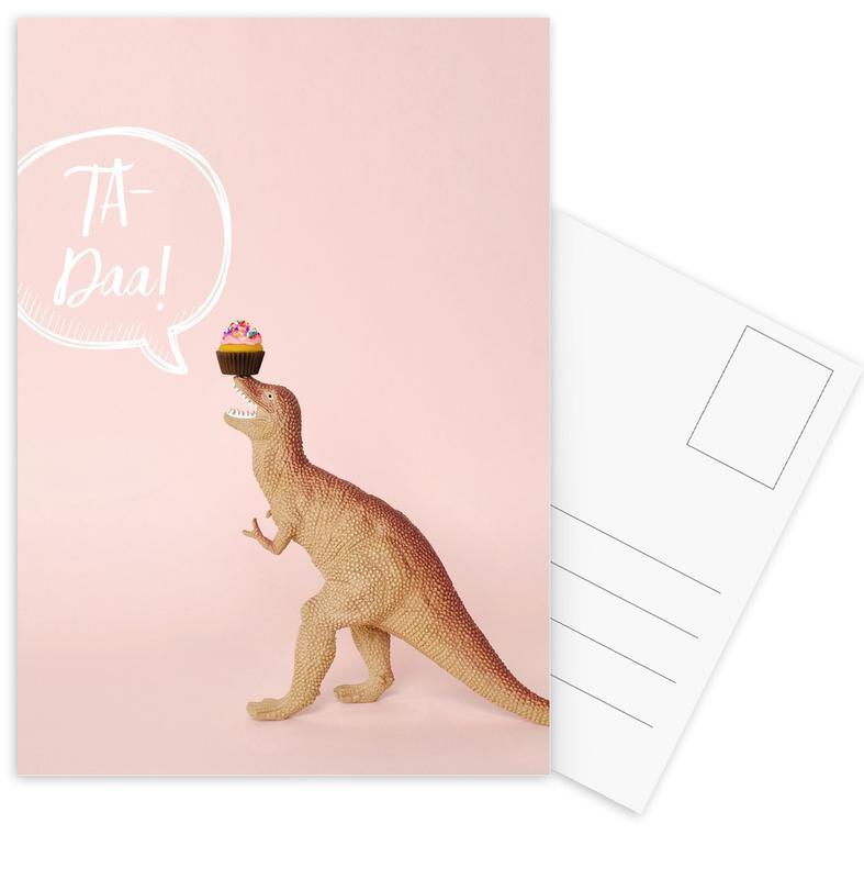 Ta-Daa! -Postkartenset