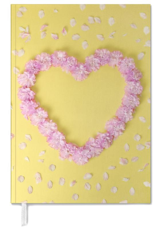 Cherry Blossom Heart Personal Planner