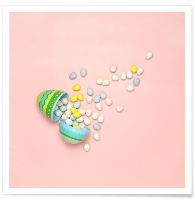 Pasen, Easter Egg Spill poster